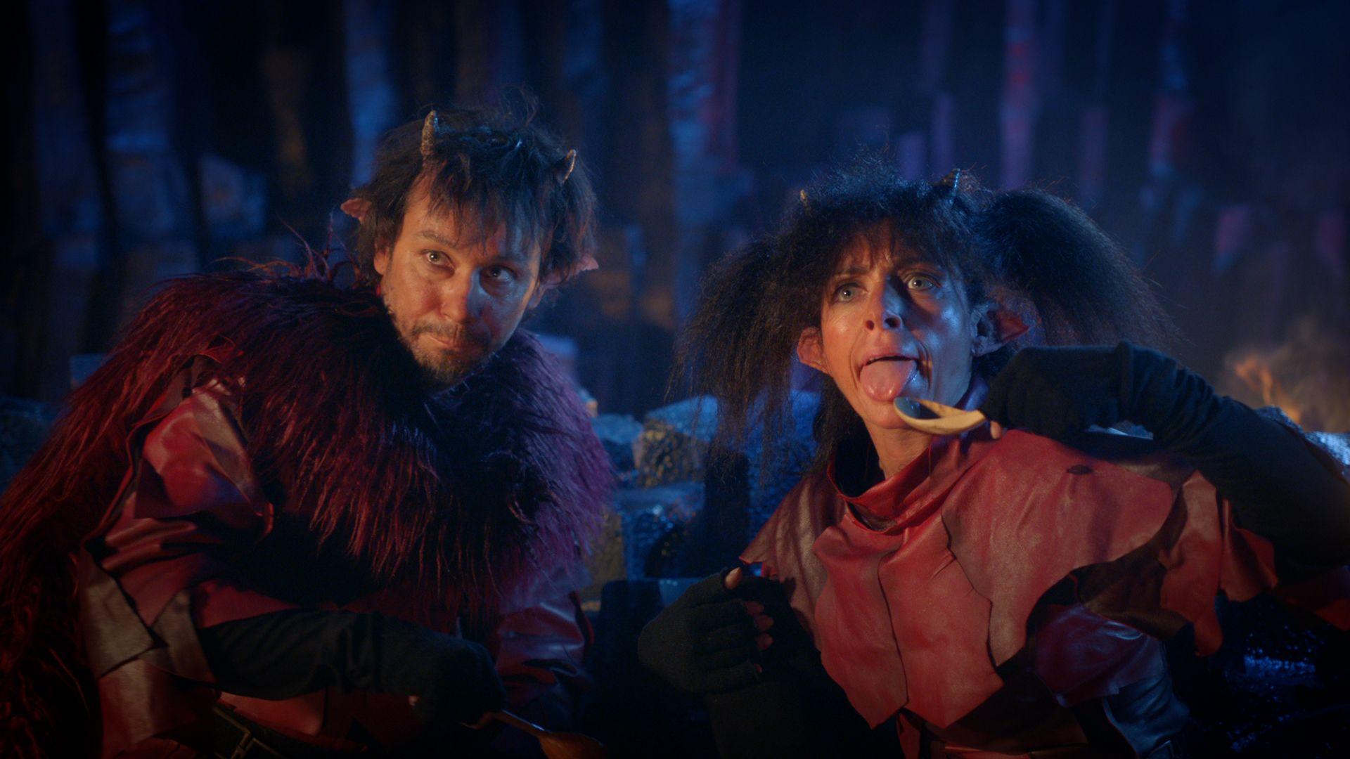KOUZELNÍK ŽITO, filmová pohádka o dobru a zlu, natáčená režisérem Zdeňkem Zelenkou v roce 2018.